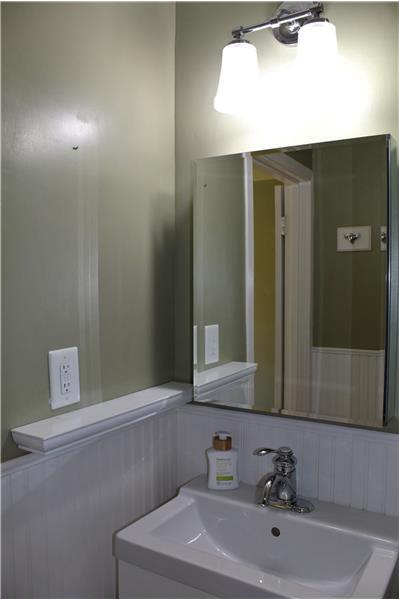 Master Bathroom Vanity/Sink