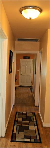 Hall Leading to Living Area