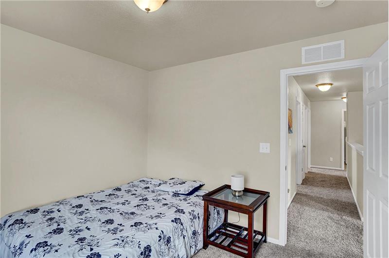Upper-level Bedroom #2