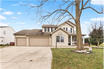 7536 Dover Ridge Court, Blacklick, OH