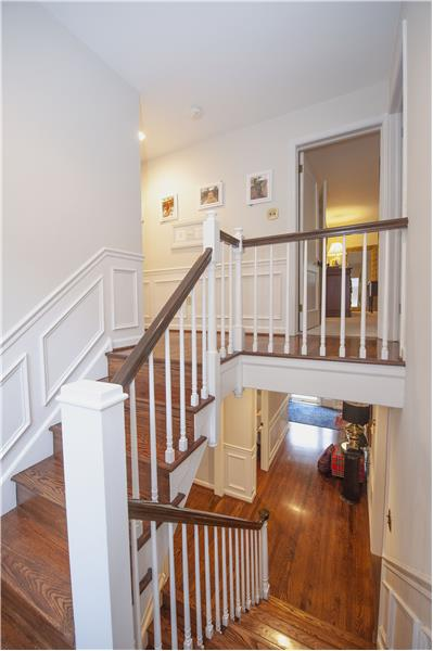 759 Richards Road Turned Staircase