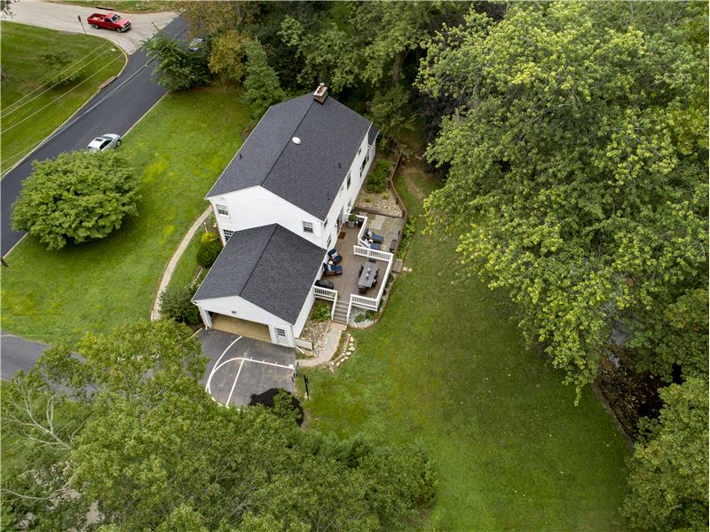 759 Richards Road Aerial View