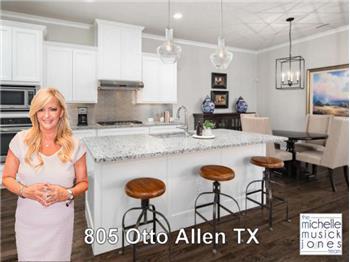 805 Otto, Allen, TX