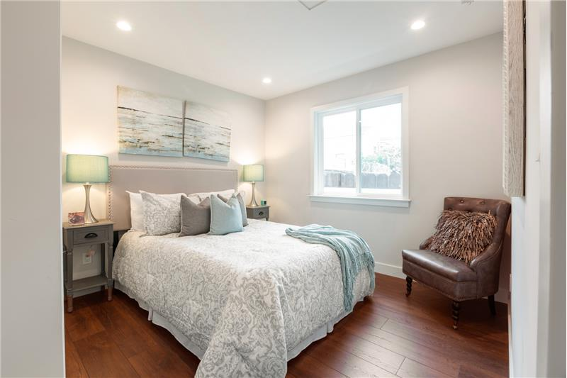 Spacious In -Law Bedroom