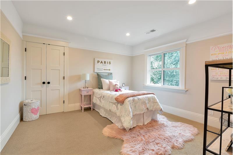 3rd Back Bedroom