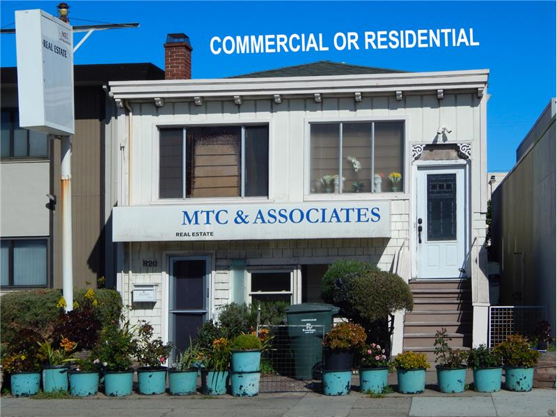 Commercial or Residential