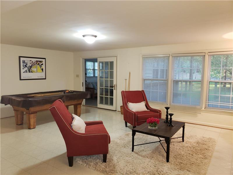 Great Family and Game Room
