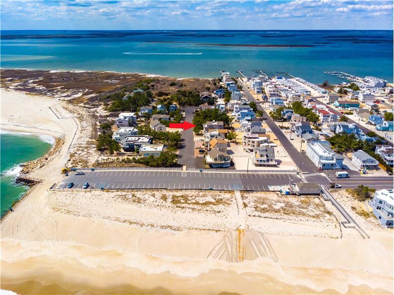 Large Beach Replenishment Program