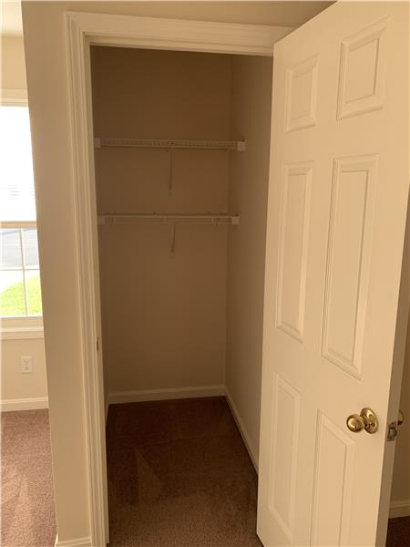 ...all with large closets