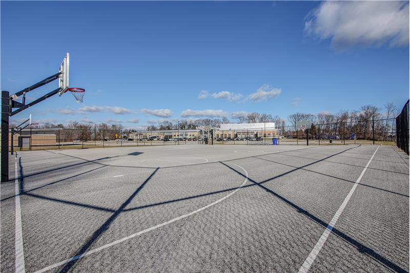 Nearby Basketball