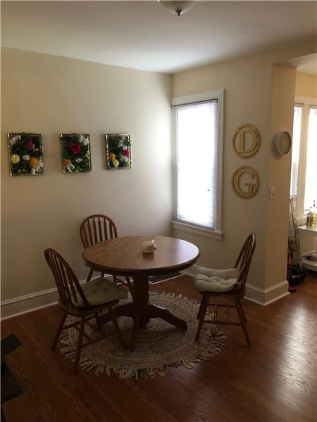 947 Sargent Avenue Dining Room
