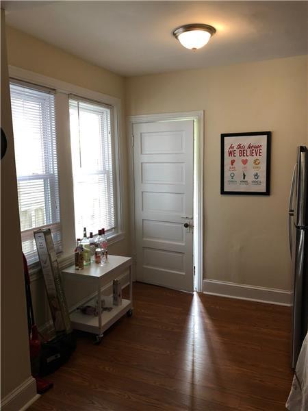 947 Sargent Avenue Back Door