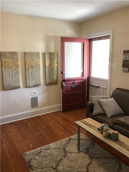 947 Sargent Avenue Front Door