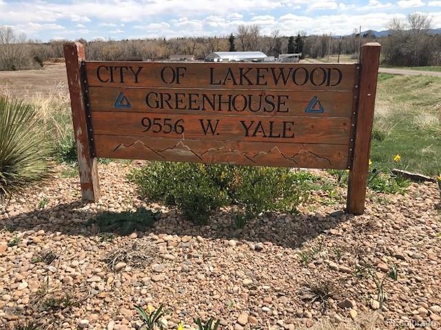 Lakewood Greenhouse 1 block east across Yale Ave.