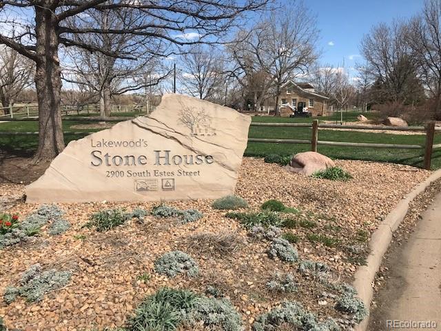 Old Stone House on Estes Street nearby