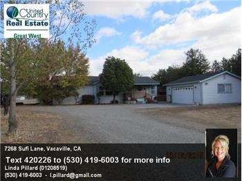 7268 Sufi Lane, Vacaville, CA