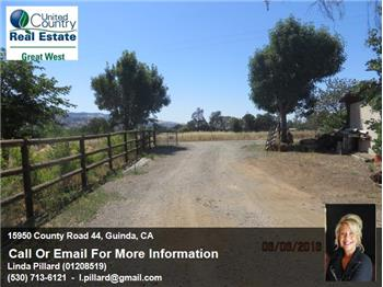 15950 County Road 44, Guinda, CA