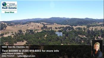 16520  Dam Rd, Clearlake, CA