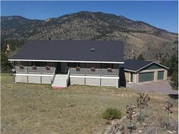 30829 Robinson Hill Rd., Golden, CO