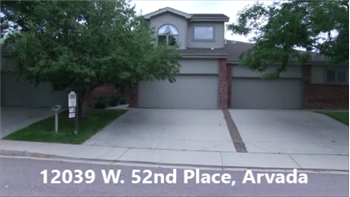 12039 W. 52nd Place #2, Arvada, CO