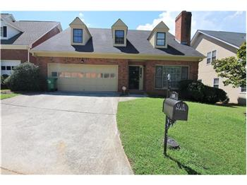 1128 Hunters Drive, Stone Mountain, GA