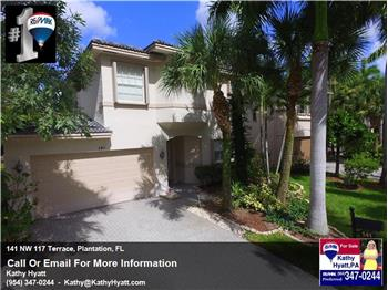141 NW 117 Terrace, Plantation, FL