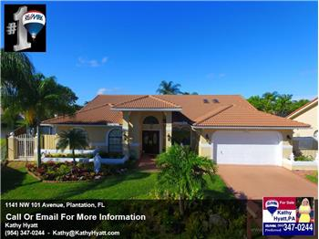 1141 NW 101 Avenue, Plantation, FL