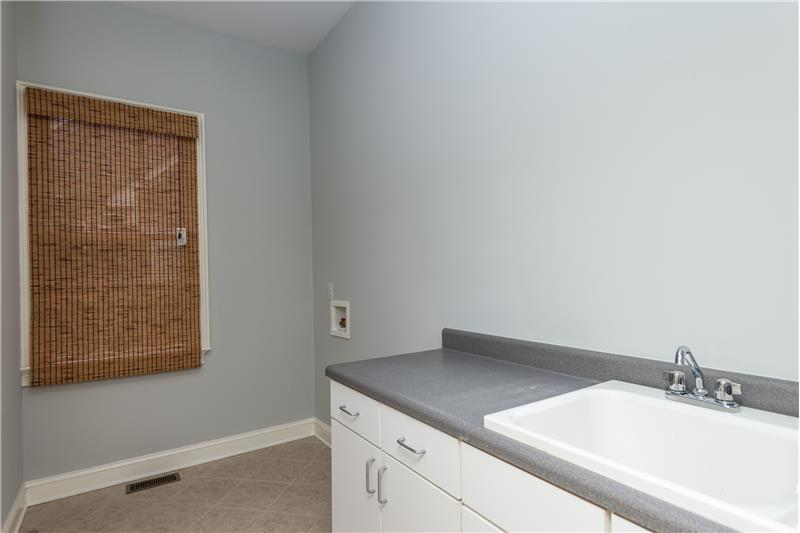 104 River Run Road, Durham, NC Laundry Room