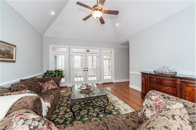 3712 Marigold Lane, Wake Forest, NC Living Room