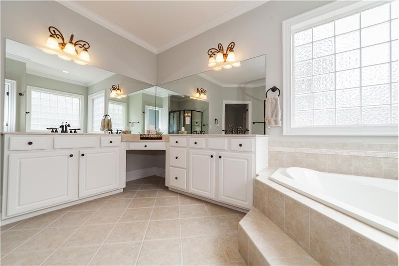 3712 Marigold Lane, Wake Forest, NC Master Bath