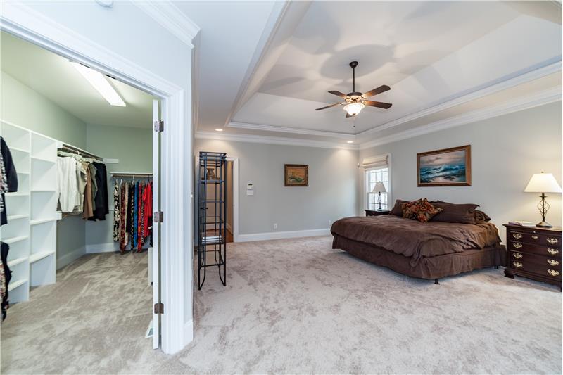 3712 Marigold Lane, Wake Forest, NC Walk-In Closet