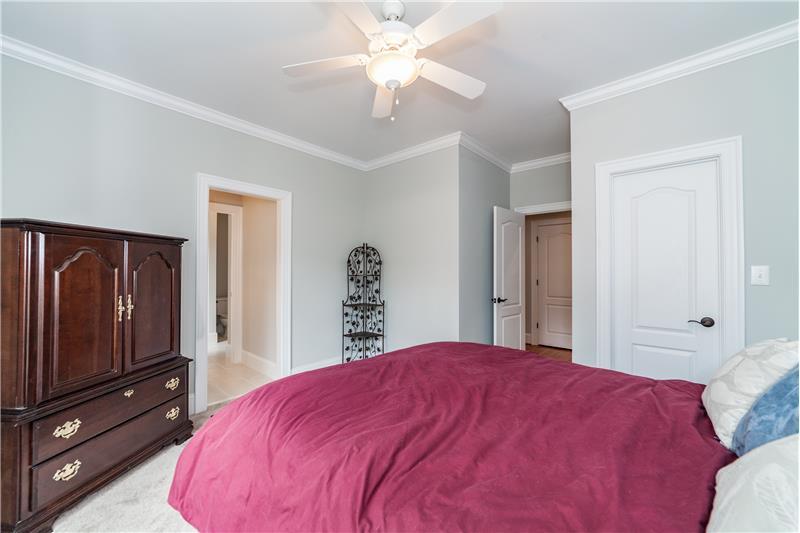 3712 Marigold Lane, Wake Forest, NC Bedroom 3