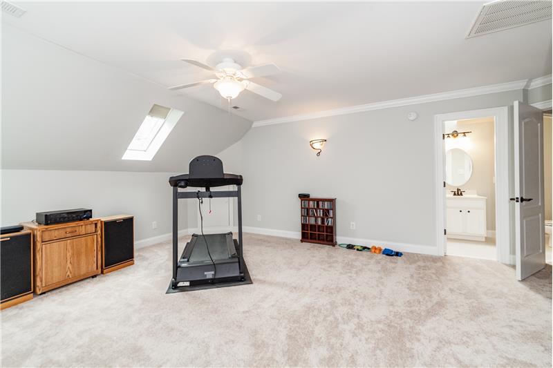 3712 Marigold Lane, Wake Forest, NC Bonus Area