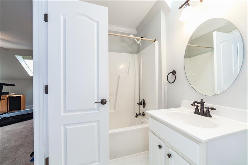 3712 Marigold Lane, Wake Forest, NC Bonus Bath