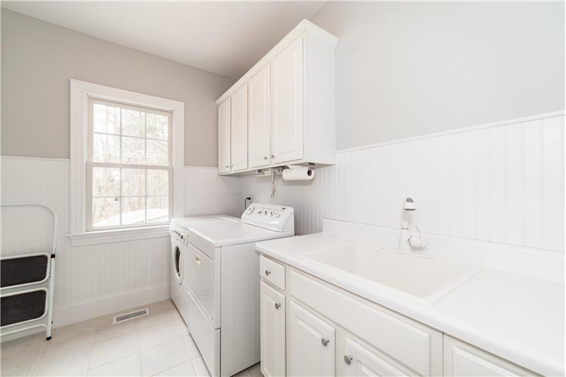 3712 Marigold Lane, Wake Forest, NC Laundry Room