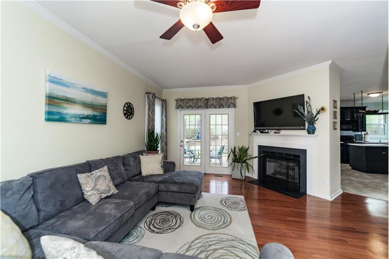 5912 Tahoe Drive, Durham, NC Family Room