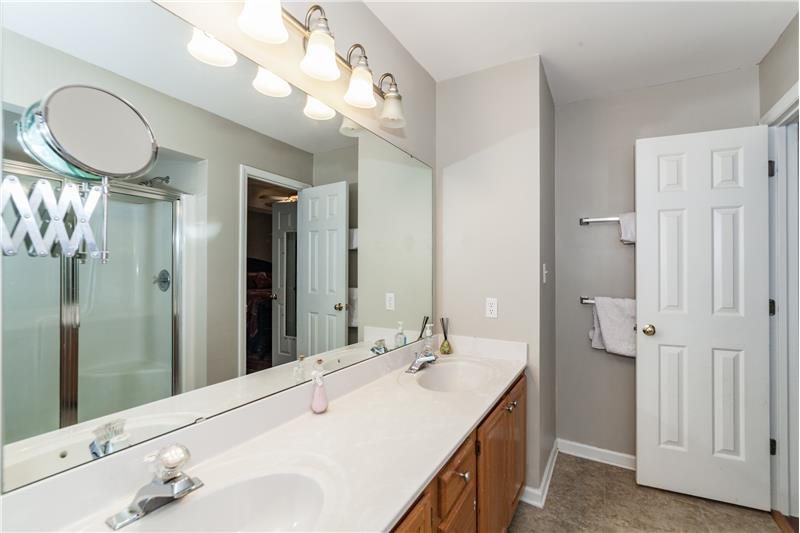 5912 Tahoe Drive, Durham, NC Master Bath