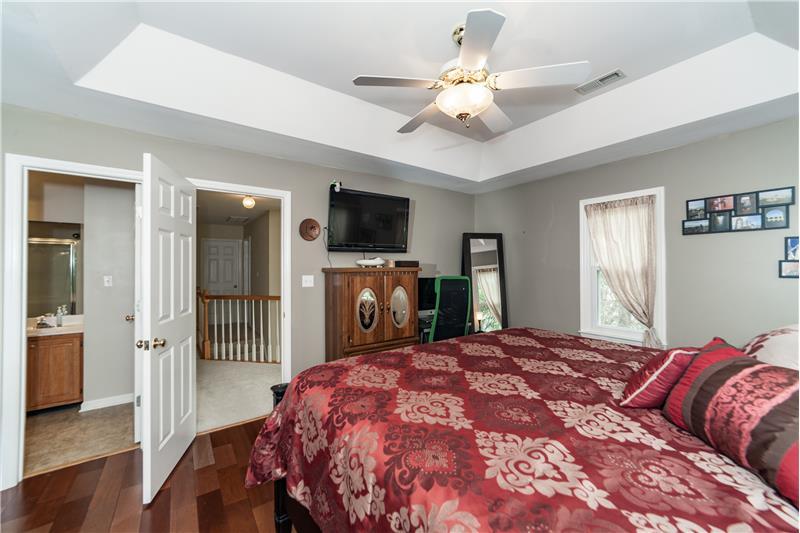 5912 Tahoe Drive, Durham, NC Master Bedroom