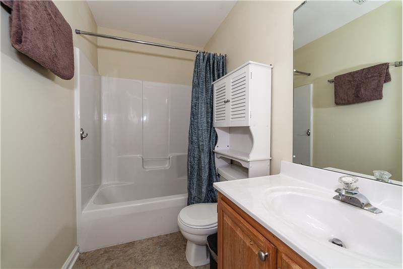 5912 Tahoe Drive, Durham, NC Hall Bath