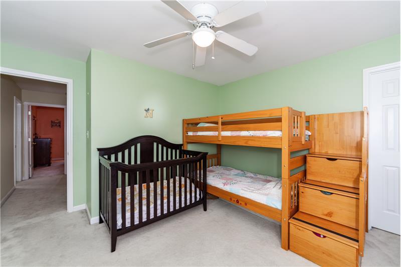 5912 Tahoe Drive, Durham, NC Bedroom 3