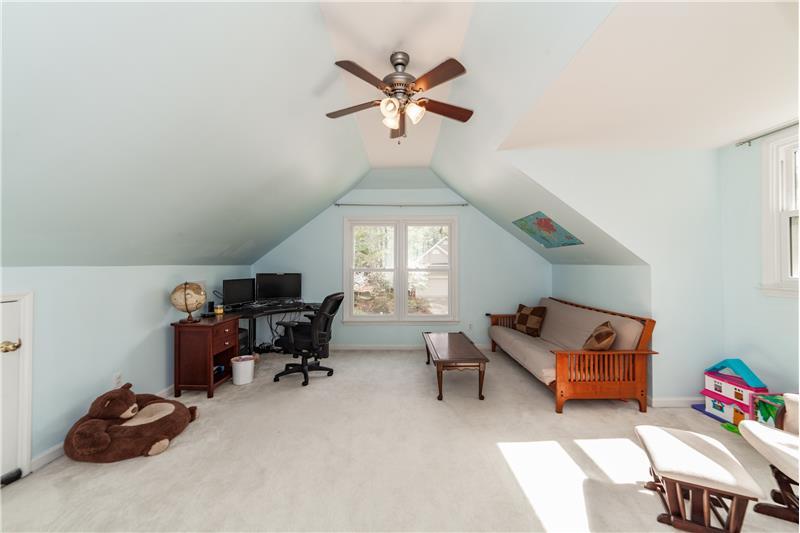 5912 Tahoe Drive, Durham, NC Bonus Room