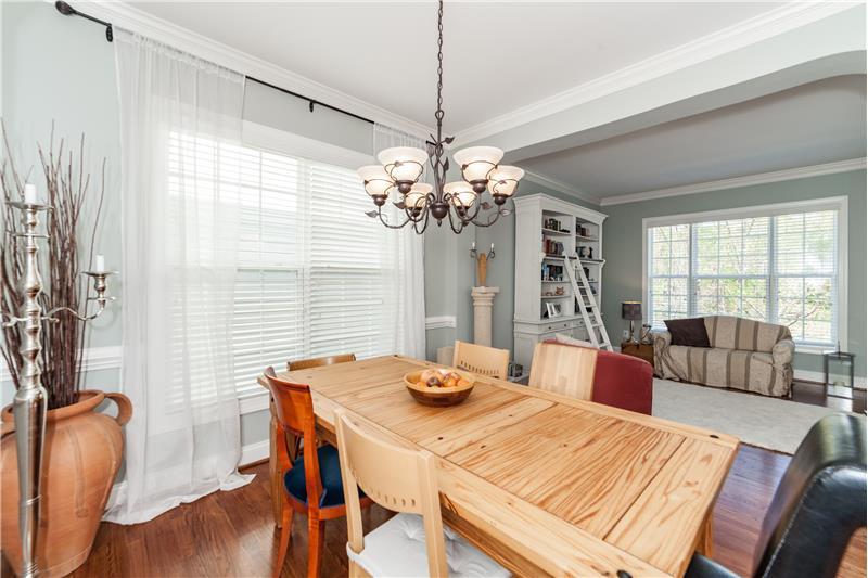 1601 Bellenden Drive, Durham, NC Dining Room
