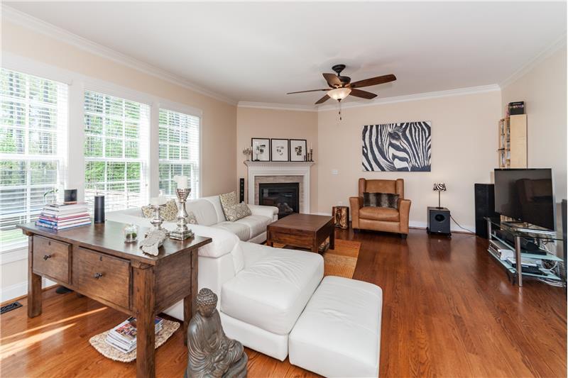 1601 Bellenden Drive, Durham, NC Family Room
