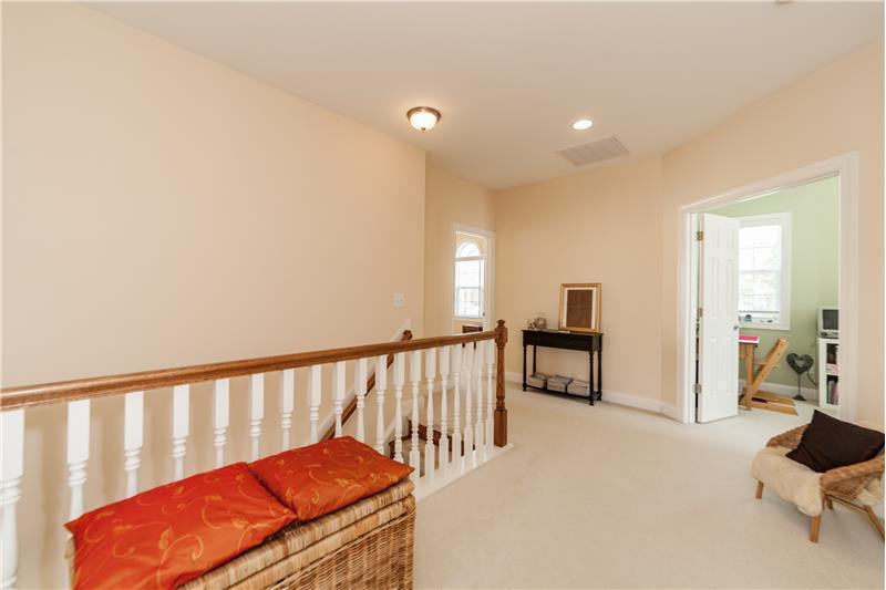 1601 Bellenden Drive, Durham, NC Upstairs