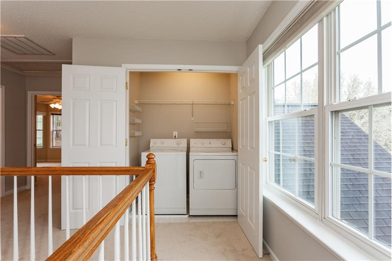 109 Chilmark Ridge Drive, Holly Springs, NC Laundry