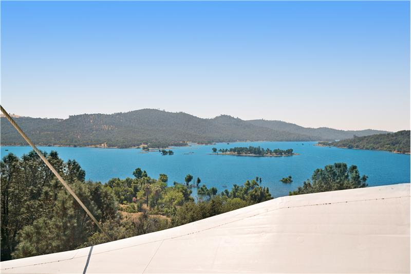 Folsom Lake from front deck