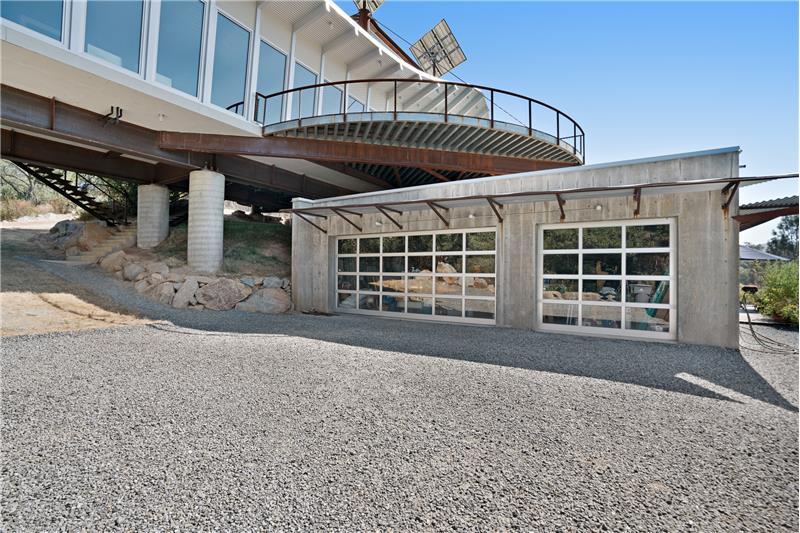 3 Car Garage and Studio Cottage