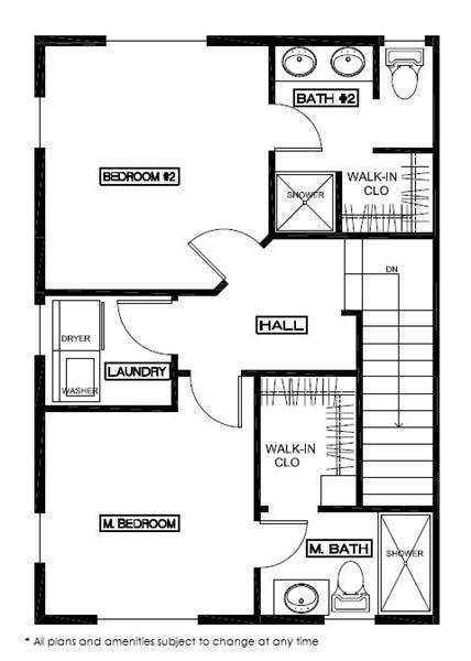 3 Bedroom 3rd Floor