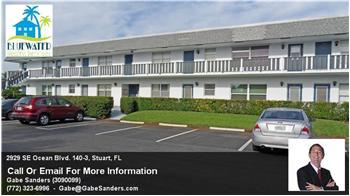 2929 SE Ocean Blvd. 140-3, Stuart, FL