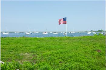 View of Harbor From Property